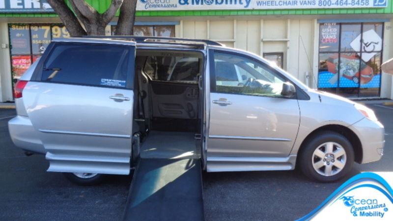 Used 2004 Toyota Sienna.  ConversionIMS Toyota