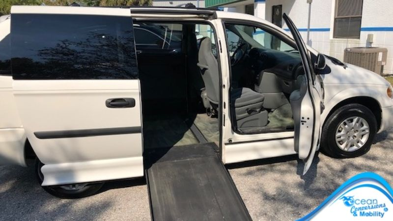 Used 2005 Dodge Grand Caravan.  Conversion