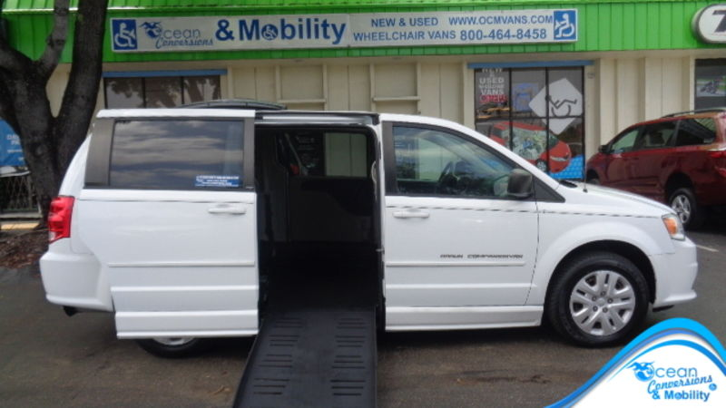 Wheelchair Vans For Sale in Florida | Ocean Conversions