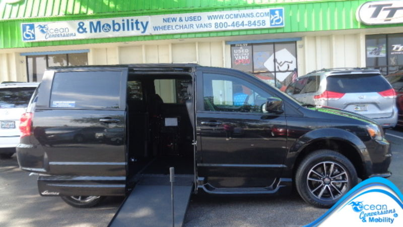 Used 2019 Dodge Grand Caravan.  ConversionVMI Dodge Northstar E
