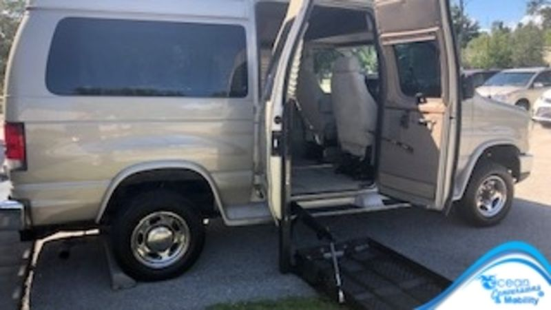 Used 2010 Ford E-Series Van.  Conversion
