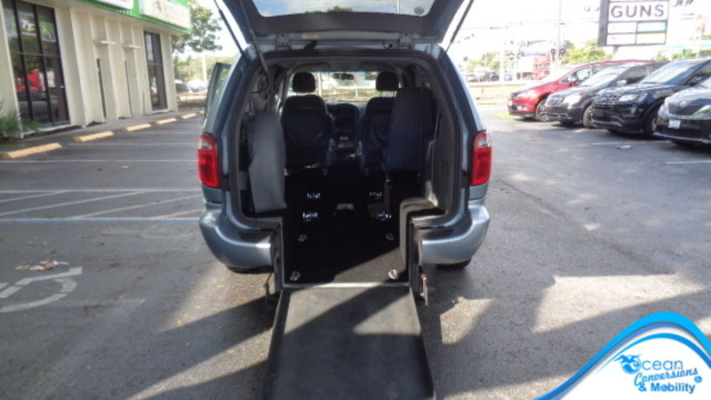 Used 2006 Dodge Grand Caravan.  ConversionFreedom Motors Power Dodge Rear Entry