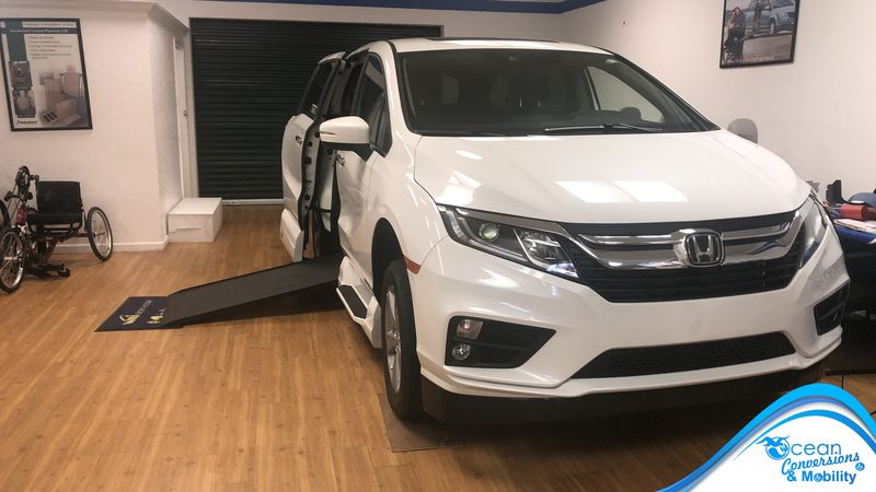 2020 Honda Odyssey VMI Honda Northstar wheelchair van for sale