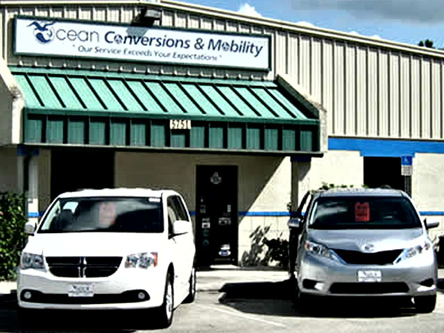 Ocean Conversions's Facility in Fort Myers, FL