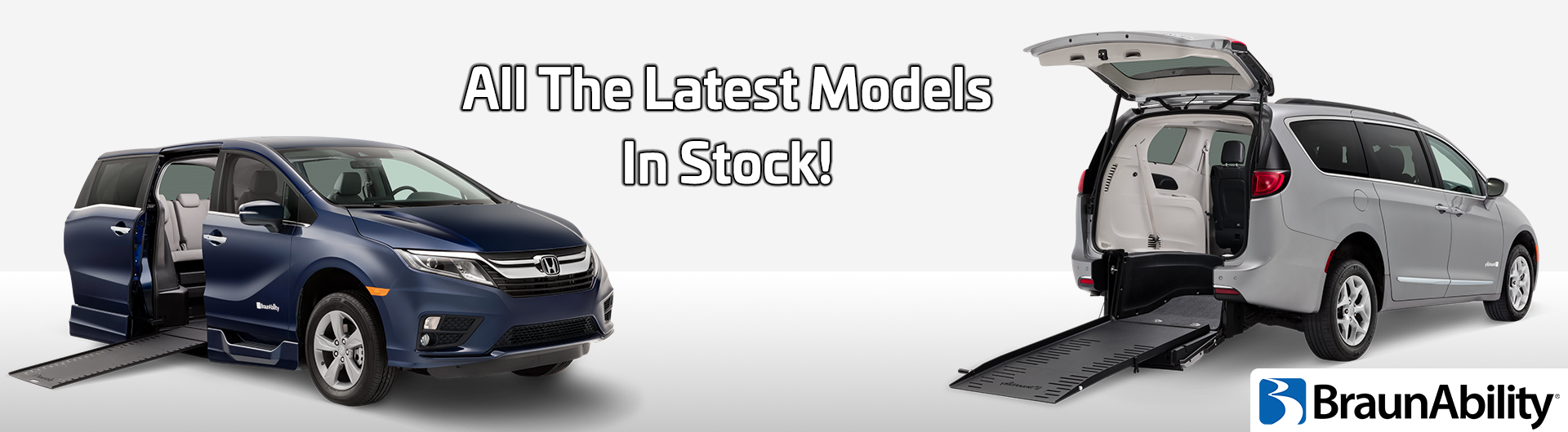 All Available Models Banner