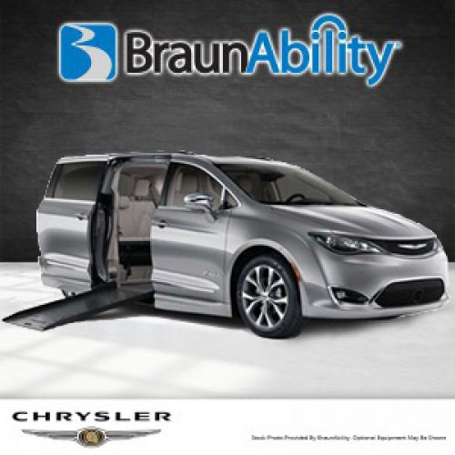 BraunAbility Pacifica Power Fo