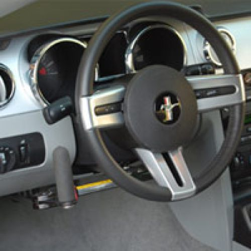 Hand Controls For Disabled Drivers Florida | Ocean Conversions